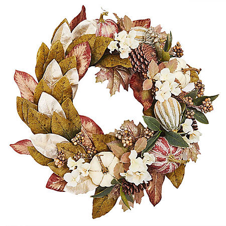 "Member's Mark 26"" Harvest Wreath (Cool)"
