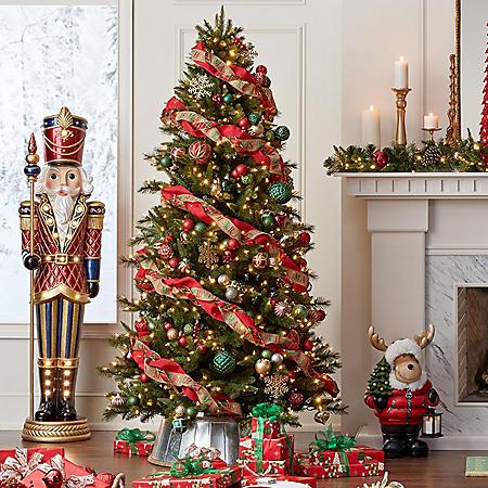 Member S Mark 7 5 Grand Spruce Christmas Tree Sam S Club