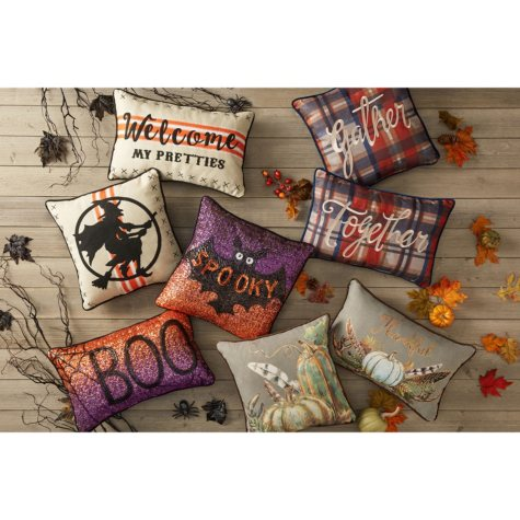 Member's Mark Festive Harvest Pillow (Assorted Styles)
