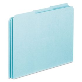 Pendaflex 1/3 Blank Tab File Guides
