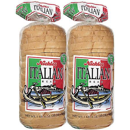 ITALIAN PAN 2 PK / 40 OZ