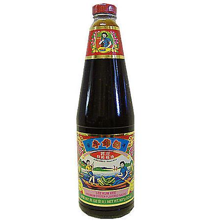 Lee Kum Kee Premium Oyster Sauce - 32 oz. bottle