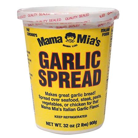 Mama Mia's Garlic Spread - 32 oz.