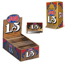 JOB Gold 1.5 Cigarette Paper - 24 ct.