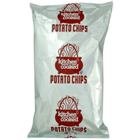Kitchen Cooked Potato Chips - 16 oz.