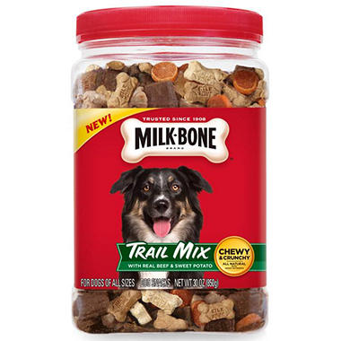 Milk Bone Trail Mix Dog Treats - 30 oz.
