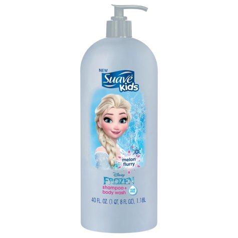 Suave Kids Shampoo & Body Wash, Choose Your Scent (40 fl. oz.)