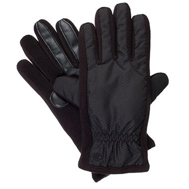 Isotoner Women's smartDri Nylon Matrix Gloves