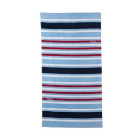 IZOD Deconstructed Stripe Beach Towel