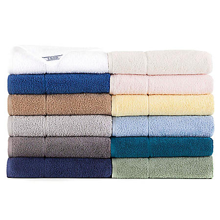 IZOD Performance Bath Towels, Set of 4
