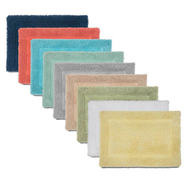 Martex Ringspun Bath Rug (Assorted Colors)