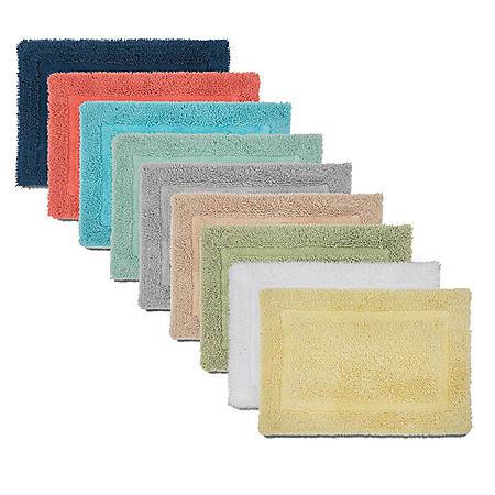 Martex Ringspun Bath Rug Assorted Colors Sam S Club