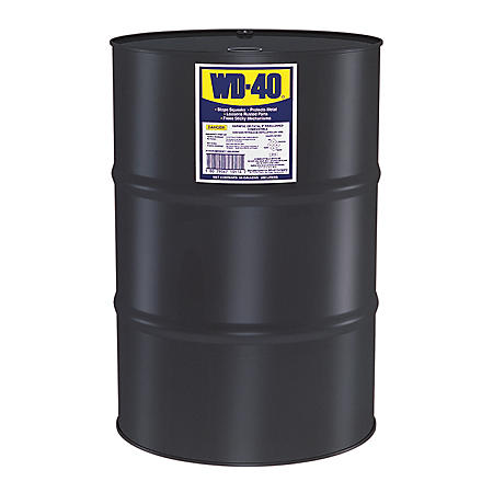 WD-40 55 Gallon Drum Multi-Purpose Lubricant