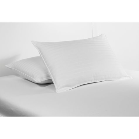 Croscill 300 Thread Count Twin Pack Pillows - Various Sizes