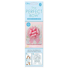 Perfect Light Pink Bows - 6 pk.