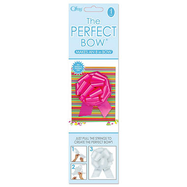 Perfect Beauty Bows - 6 pk.
