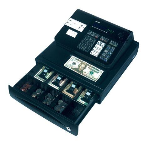 Casio PCR-272 Cabinet Design Cash Register