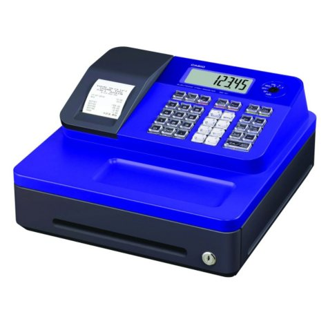 Casio SEG1SC Thermal Print Cash Register, 999 LookUps, Select a Color