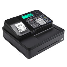 Casio PCR-T285 Thermal Print Cash Register - 2,000 Lookups