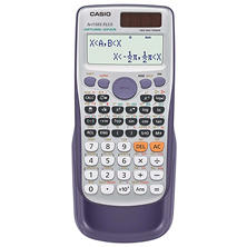 Casio FX-115ESPLUS Advanced Scientific Calculator, 10-Digit Natural Textbook Display