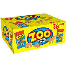 Austin Zoo Animal Crackers (2 oz., 36 ct.)