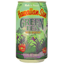Hawaiian Sun Green Tea with Ginseng (11.5 fl. oz., 24 ct.)