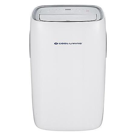 Cool Living 14 000 Btu Portable Air Conditioner W