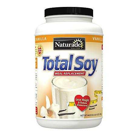 Naturade® Total Soy® Vanilla - 44.02oz