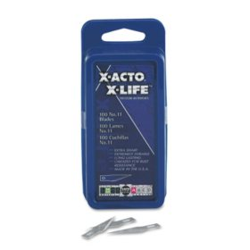 X-ACTO - #11 Bulk Pack Blades for X-Acto Knives, 100 per Box