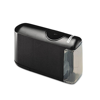 X-ACTO Helical Desktop Battery-Operated Pencil Sharpener - Black