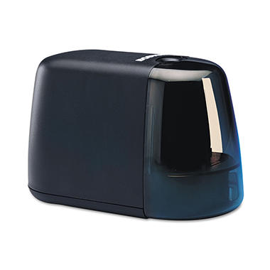 X-ACTO - Compact Desktop Battery-Operated Pencil Sharpener - Black