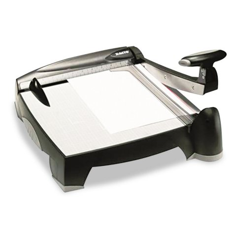 """X-ACTO - Laser Guillotine Paper Trimmer, Plastic Base, 12"""" x 12"""" - Paper Cutter"""