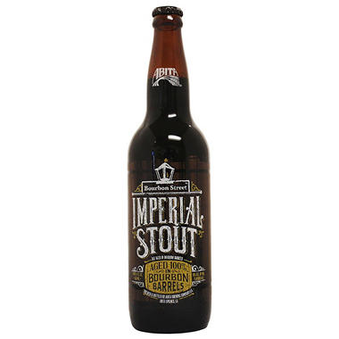 Abita Bourbon Street Imperial Stout (22 fl. oz. bottle)