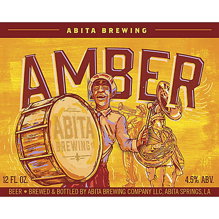Abita Brewing Amber (12 fl. oz. bottle, 12 pk.)