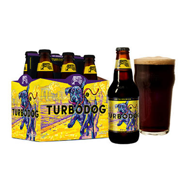Abita Turbodog Beer (12 fl. oz. bottle, 6 pk.)