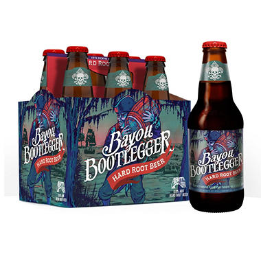 Abita Brewing Bayou Bootlegger (12 fl. oz. bottle, 6 pk.)
