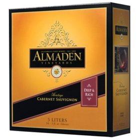 Almaden Cabernet Sauvignon (5 L)
