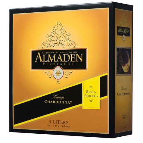 Almaden Chardonnay (5 L)