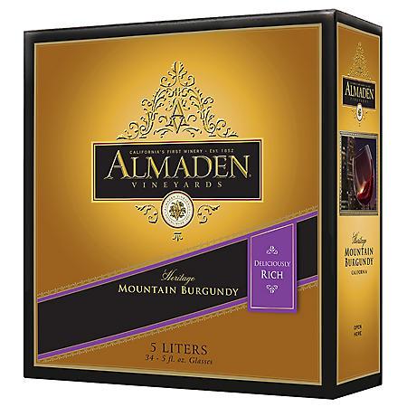 Almaden Burgundy (5 L)