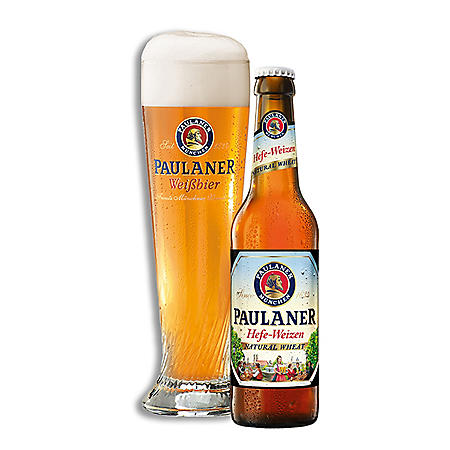 Paulaner Hefeweizen (12 fl. oz. bottle, 6 pk.)