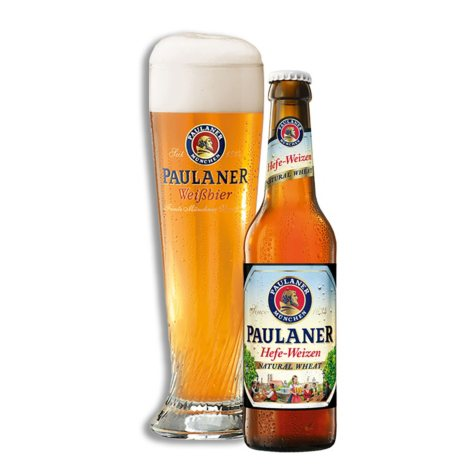Paulaner Hefeweizen (12 fl. oz. bottle, 6 pk.)