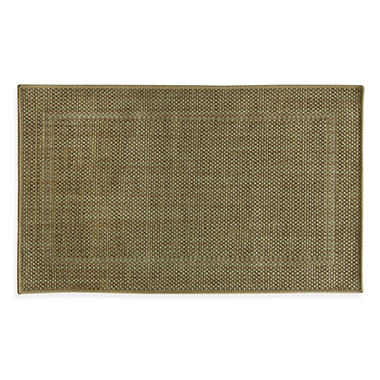Textured Accent Rug, Tan (Various Sizes)