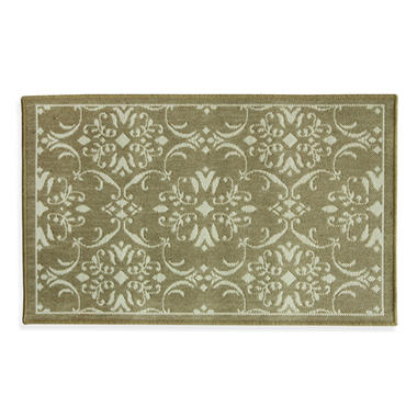 Renaissance Cotton-Jute Accent Rug (Various Sizes)