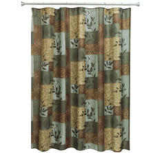 "Autumn Leaves Shower Curtain 70"" x 72"""