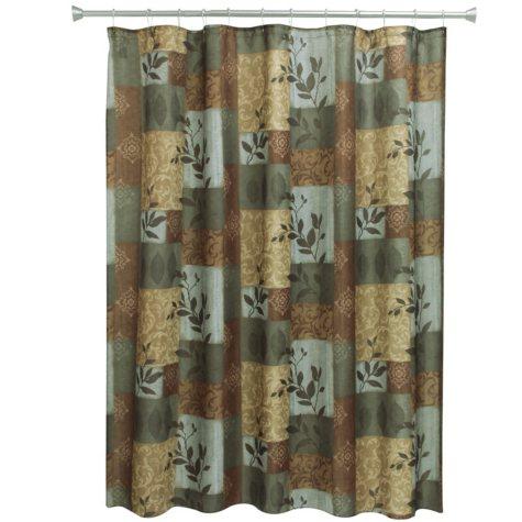 "Autumn Leaves Shower Curtain 70"" x 72"""