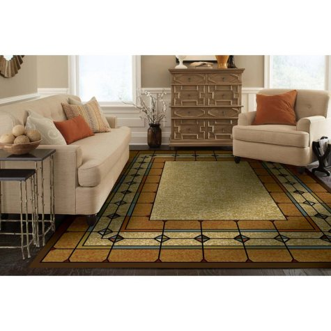St. Chapelle Woven Rug (Assorted Sizes)