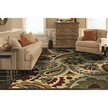 Paisley Park Woven Rug (Assorted Sizes)