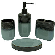 Paxton Bath Accessory Set (4 pcs.)
