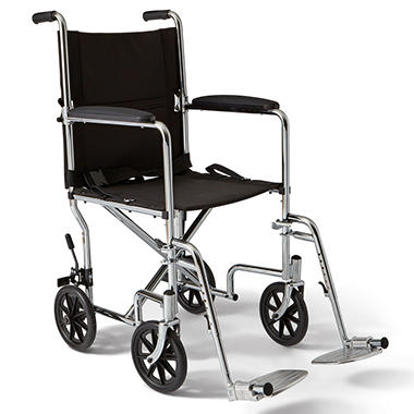 Transport Wheelchair - 19