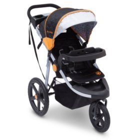 J is for Jeep Brand Adventure All-Terrain Jogging Stroller (Choose Your Color)